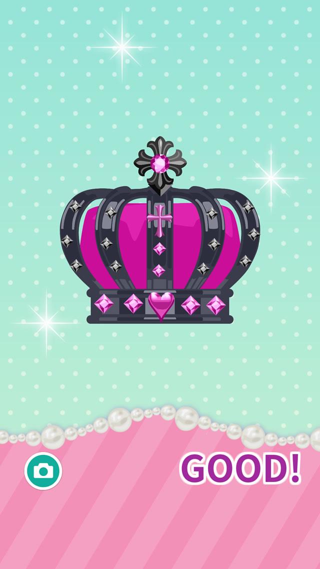 プリンセスティアラメーカー:Princess tiara makerのスクリーンショット_2