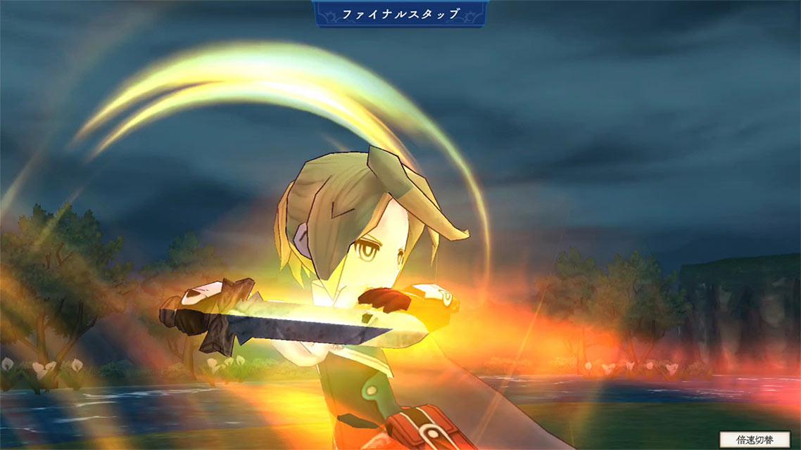 アライアンス・アライブ HDリマスター RPGのスクリーンショット_4