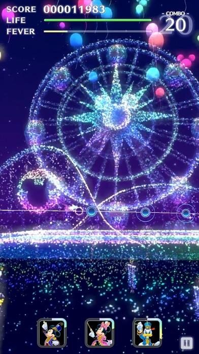 ディズニー ミュージックパレードのスクリーンショット_1