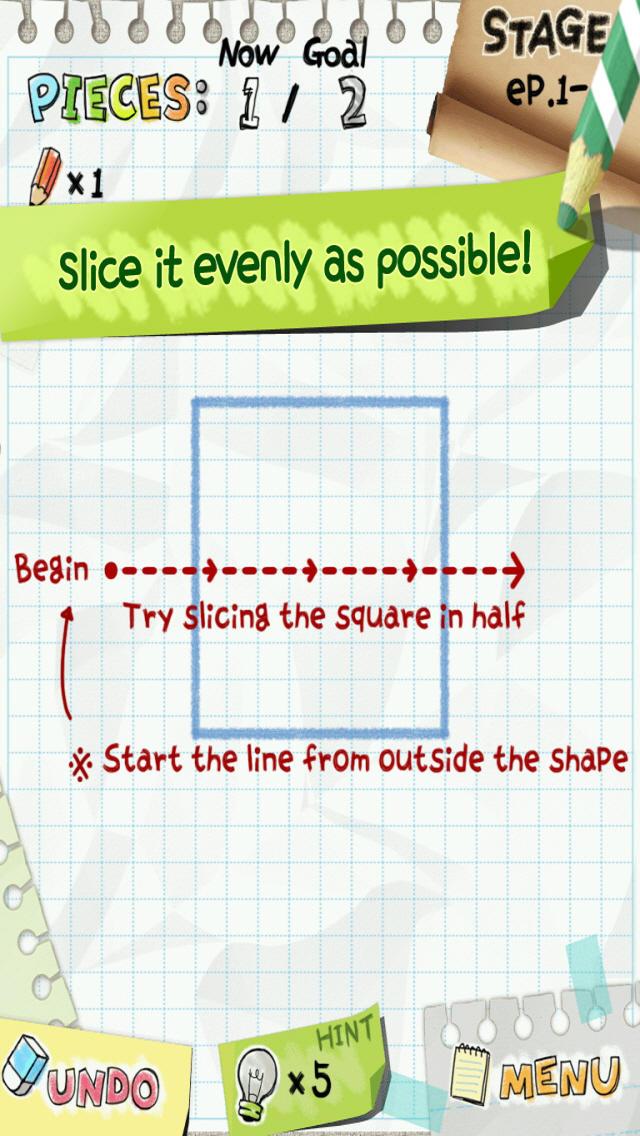 Slice It!のスクリーンショット_1