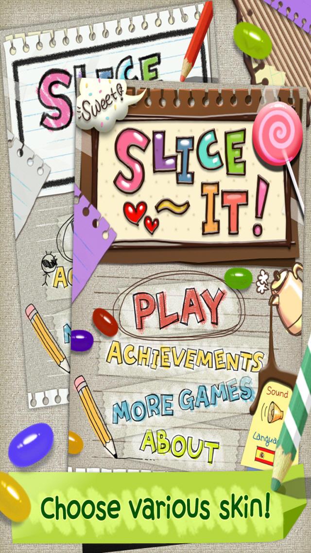 Slice It! 無料版のスクリーンショット_3