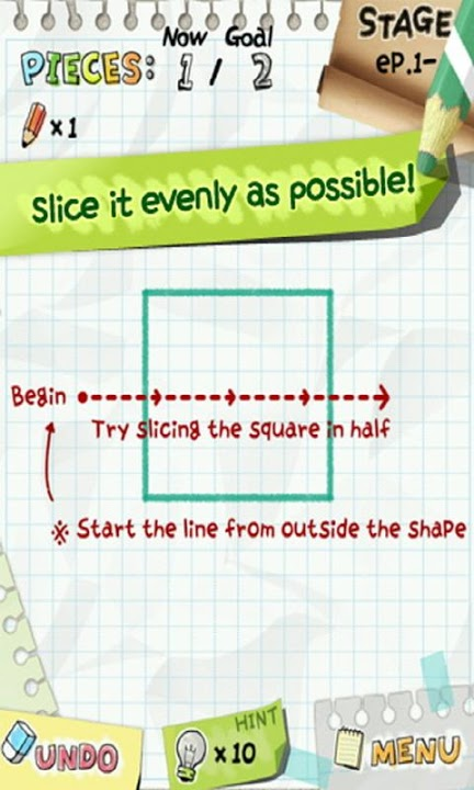Slice It!のスクリーンショット_5