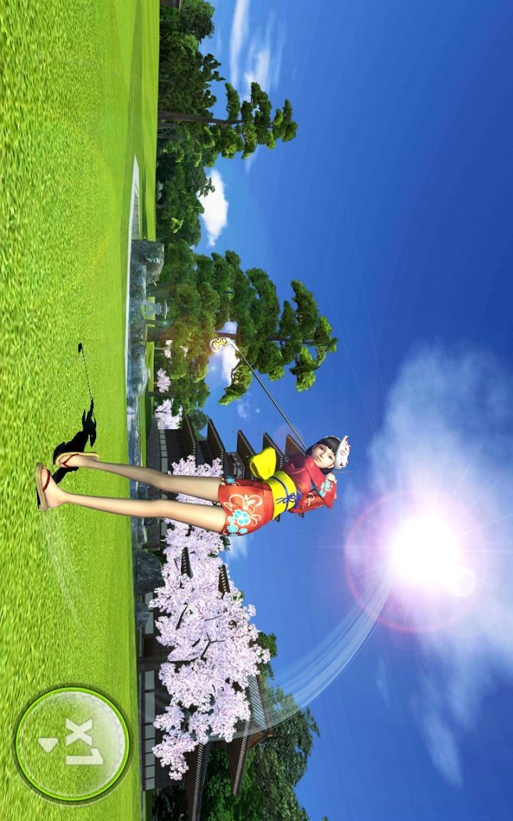 ゴルフスターのスクリーンショット_2