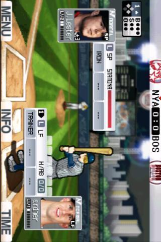 9イニングス:プロベースボール2011のスクリーンショット_5
