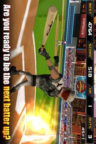 Homerun Battle 3Dのスクリーンショット_4