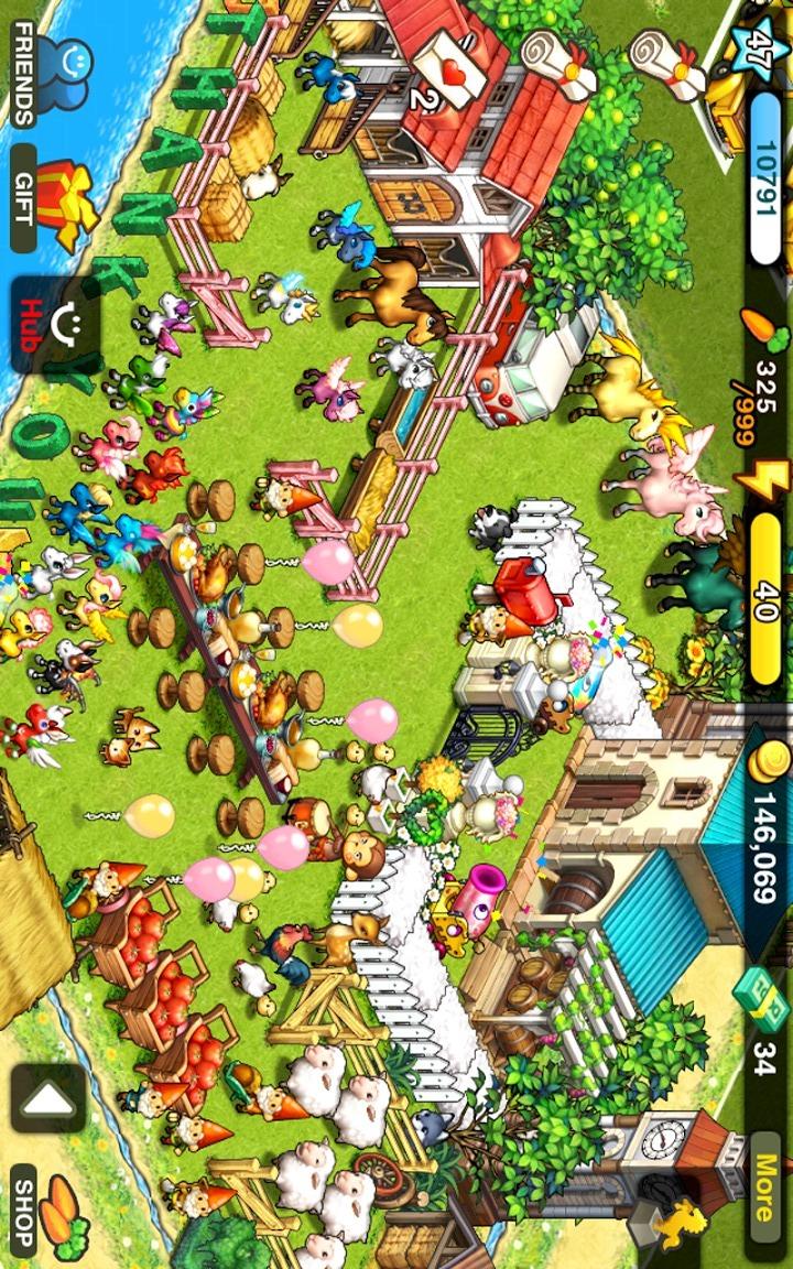 말랑말랑 목장 for Kakaoのスクリーンショット_2