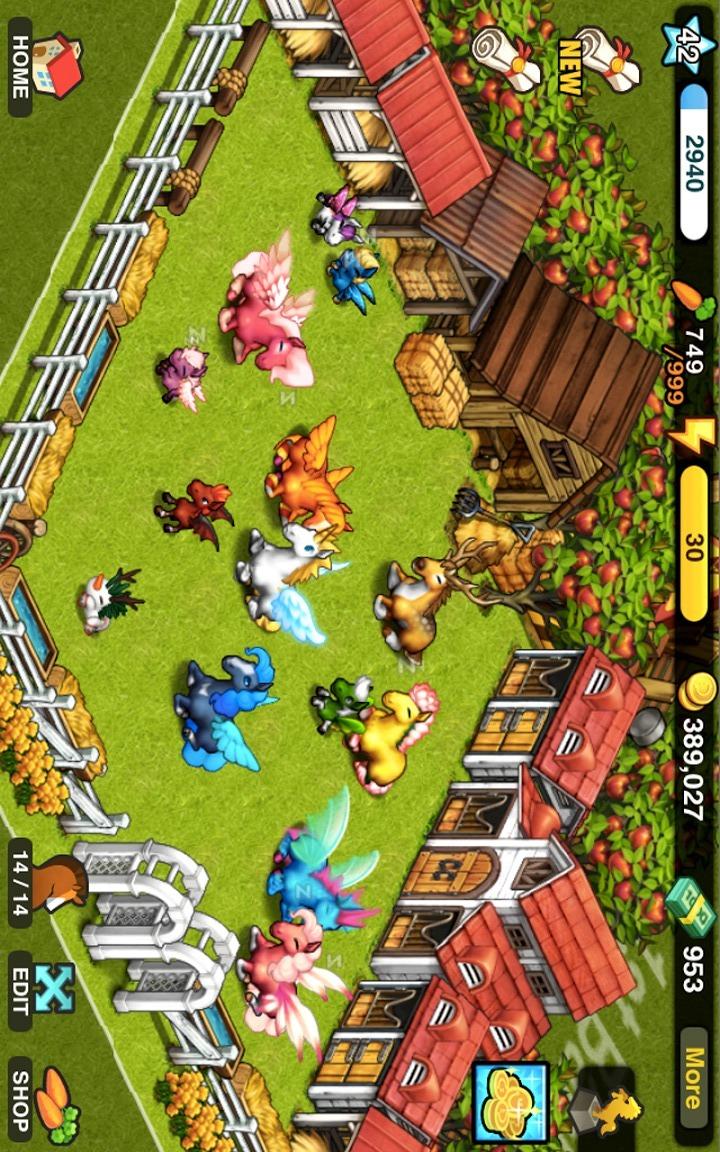 말랑말랑 목장 for Kakaoのスクリーンショット_3