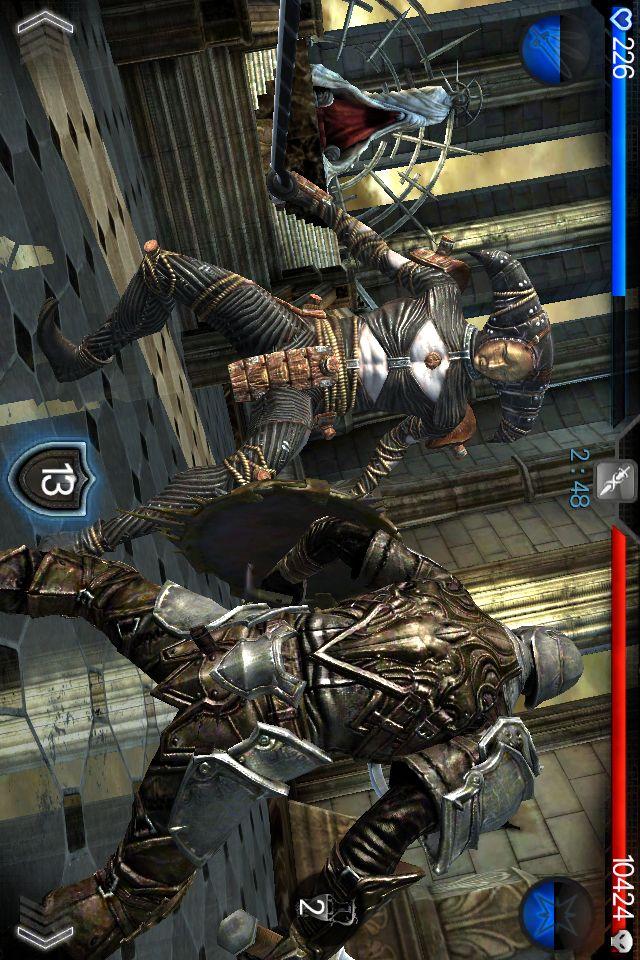 Infinity Blade Crossのスクリーンショット_2
