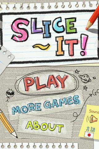 Slice it! DXのスクリーンショット_1