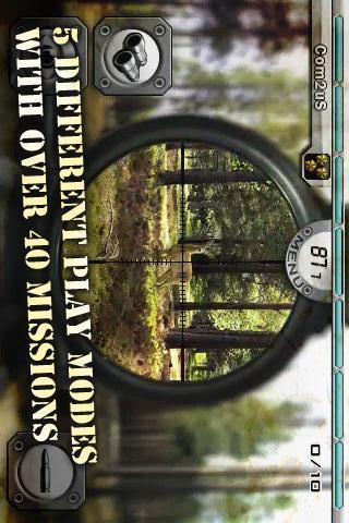 Sniper Vs Sniper: Onlineのスクリーンショット_4