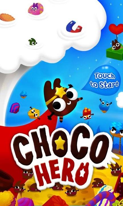 チョコレートヒーロー (Chocohero)のスクリーンショット_1