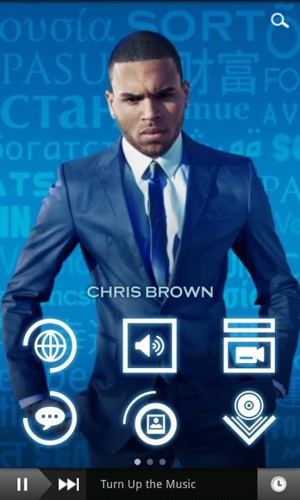 Chris Brownのスクリーンショット_1