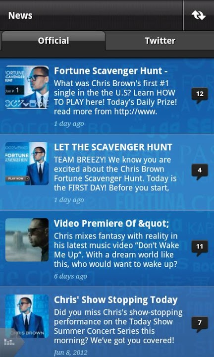 Chris Brownのスクリーンショット_2