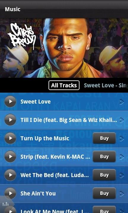 Chris Brownのスクリーンショット_3