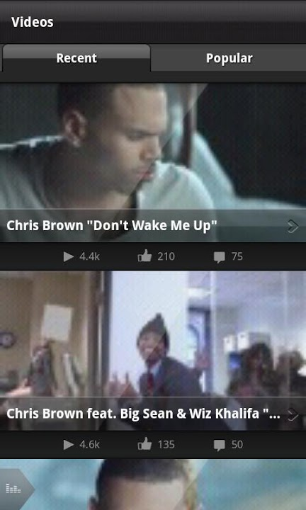 Chris Brownのスクリーンショット_4