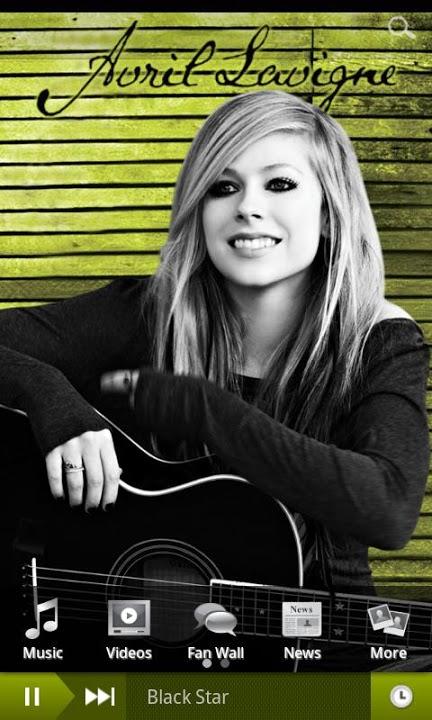 Avril Lavigneのスクリーンショット_1