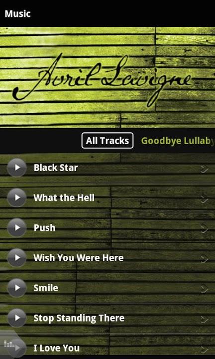 Avril Lavigneのスクリーンショット_2
