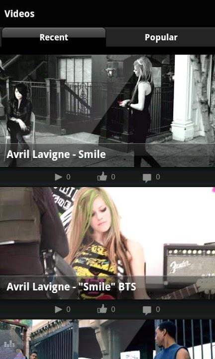 Avril Lavigneのスクリーンショット_4