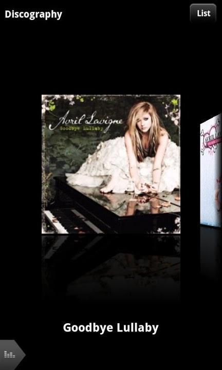 Avril Lavigneのスクリーンショット_5
