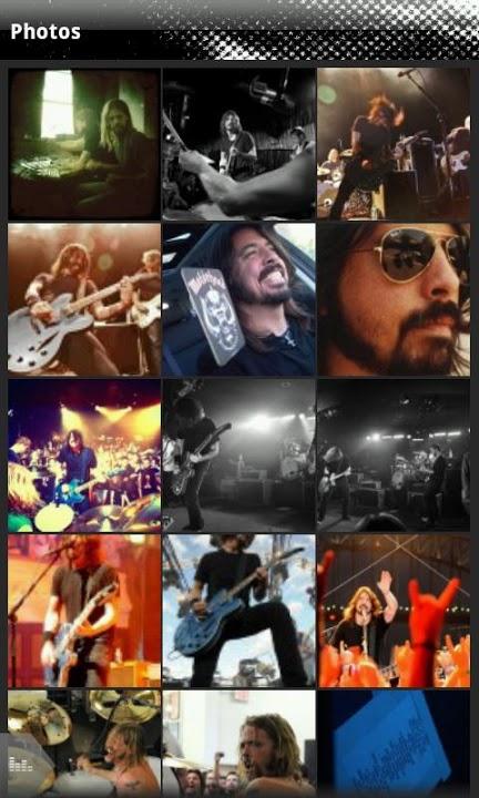 Foo Fightersのスクリーンショット_5