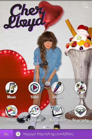 Cher Lloydのスクリーンショット_2