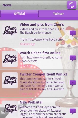 Cher Lloydのスクリーンショット_4