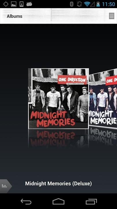 One Directionのスクリーンショット_4