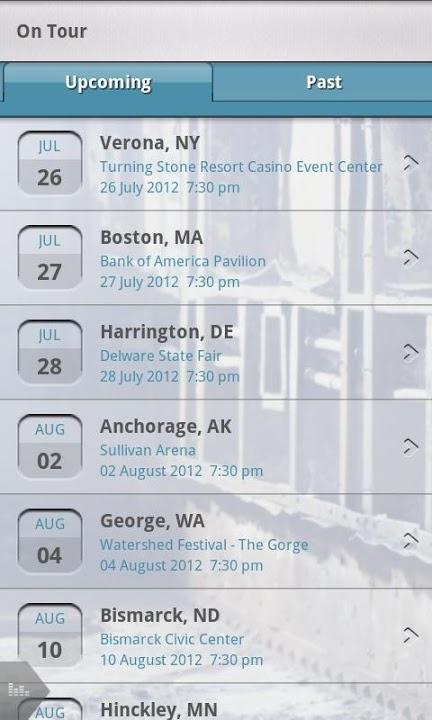 Miranda Lambert Official Appのスクリーンショット_2