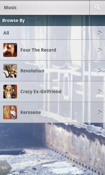 Miranda Lambert Official Appのスクリーンショット_5