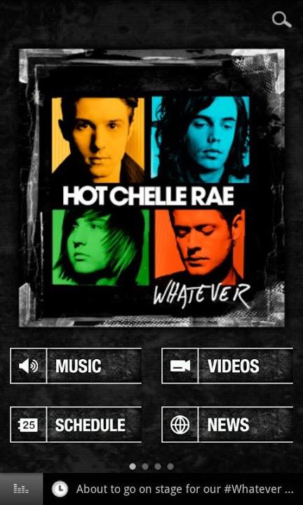 Hot Chelle Raeのスクリーンショット_1
