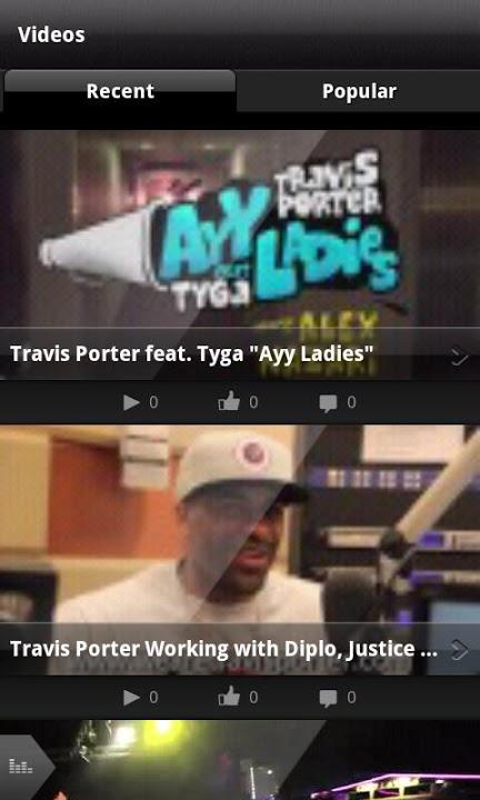 Travis Porterのスクリーンショット_3