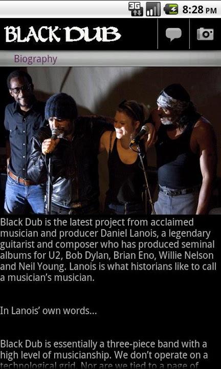 Black Dubのスクリーンショット_3