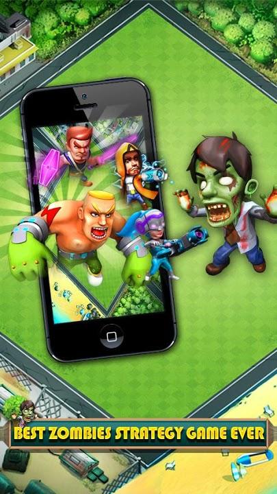 Clash of Zombiesのスクリーンショット_1