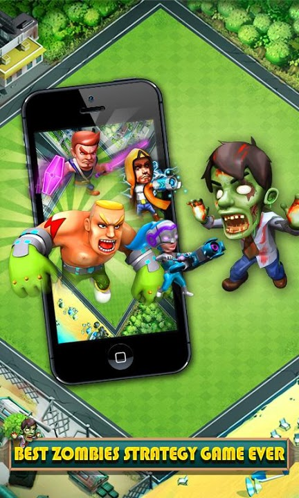 Clash of Zombiesのスクリーンショット_2