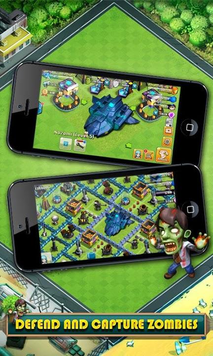 Clash of Zombiesのスクリーンショット_3