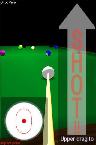 Bowlards Game -ビリヤード競技種目ボウラードのゲームです!-のスクリーンショット_2