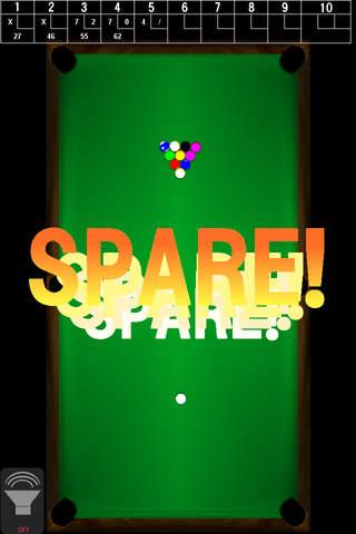 Bowlards Game -ビリヤード競技種目ボウラードのゲームです!-のスクリーンショット_4