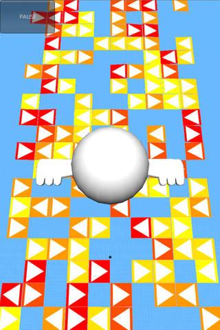ジャンピングボールのスクリーンショット_2