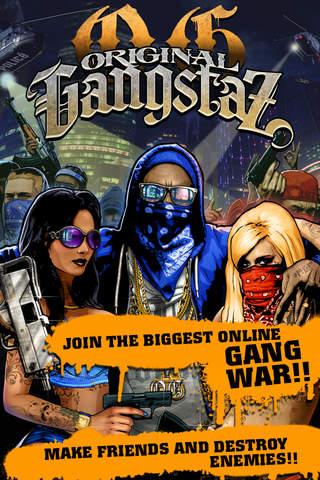 Original Gangstazのスクリーンショット_1