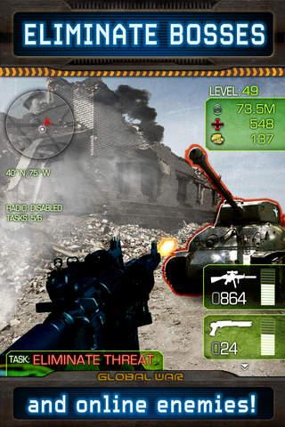 Global War Riotのスクリーンショット_2