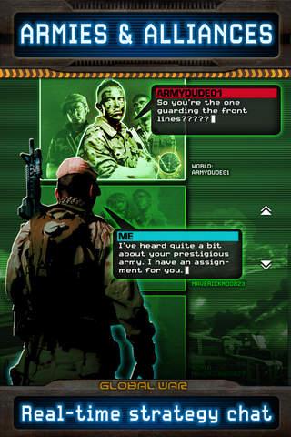 Global War Riotのスクリーンショット_4