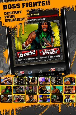 Original Gangstaz HDのスクリーンショット_2