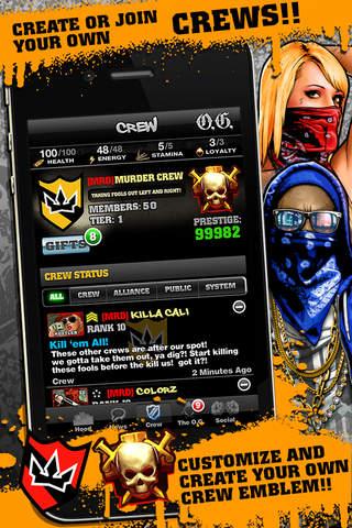 Original Gangstaz HDのスクリーンショット_4