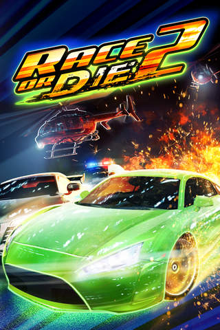 Race or Die 2 Furiousのスクリーンショット_1