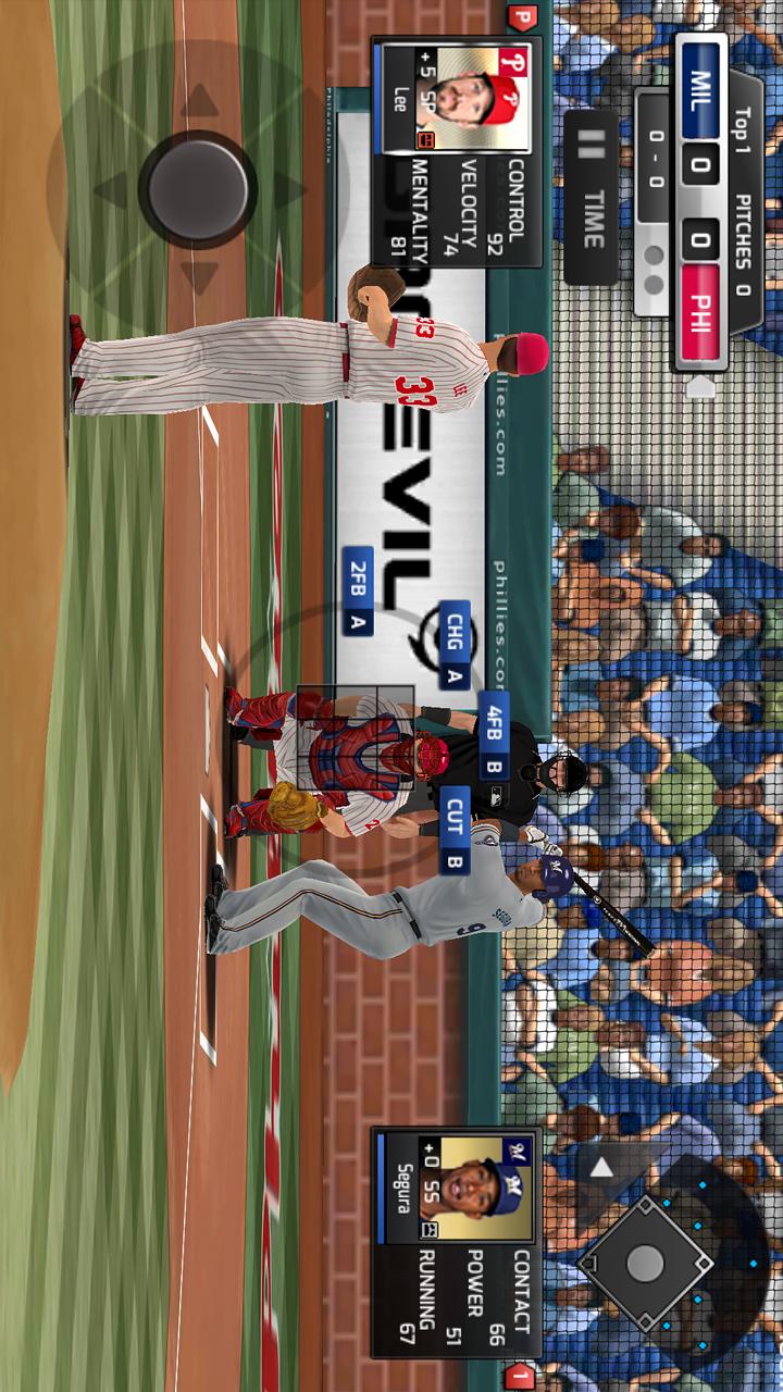 MLB PERFECT INNINGのスクリーンショット_2