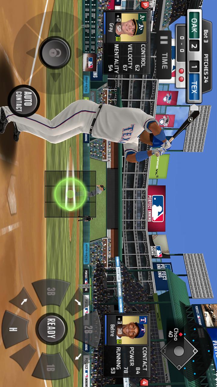 MLB PERFECT INNINGのスクリーンショット_3