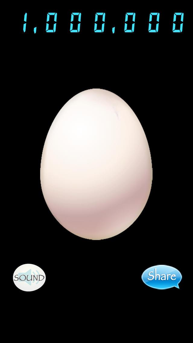 100万のタマゴ for iOSのスクリーンショット_1
