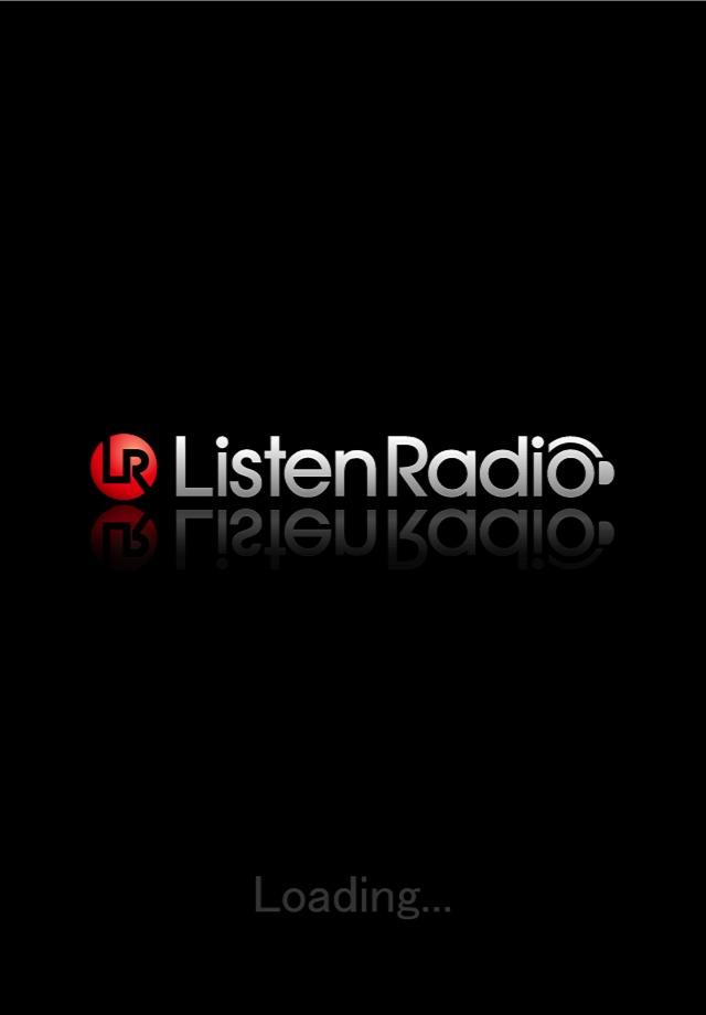 ListenRadioのスクリーンショット_1