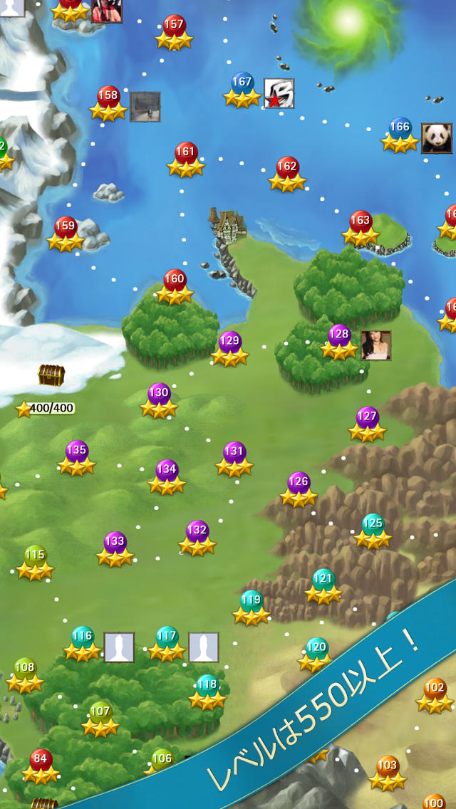 Bubble Witch Sagaのスクリーンショット_3