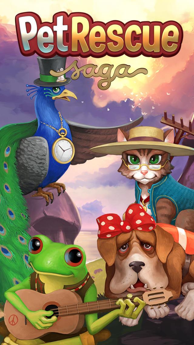 Pet Rescue Sagaのスクリーンショット_4